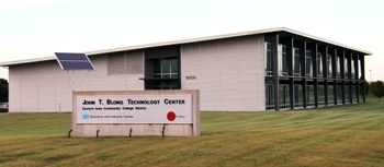 Blong Technology Center Building