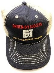 Driven by success trucker hat