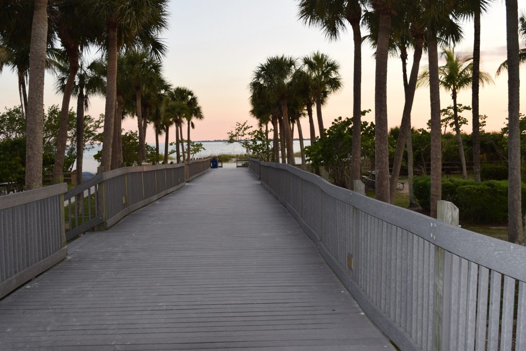 """Boardwalk to the Beach"" by Michelle Almendinger at CCC"